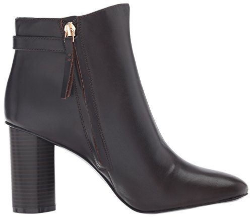 Ankle Dark Brown Nine Women's Vaberta Bootie West FSWFwPq61