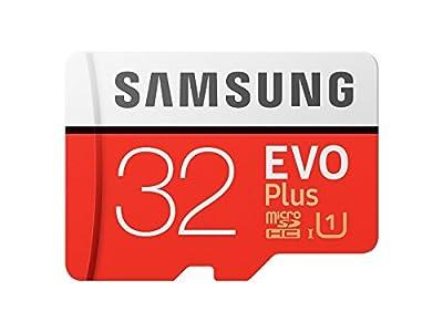 Samsung MicroSD EVO Plus Series Micro SDHC Memory Card with Adapter