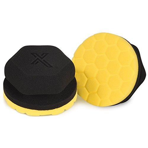 Liquid X Pro Grip Wax Foam Applicator (2 (Pro Grip Foam)