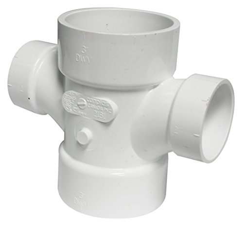 Pvc Dwv Sanitary Tee - 2