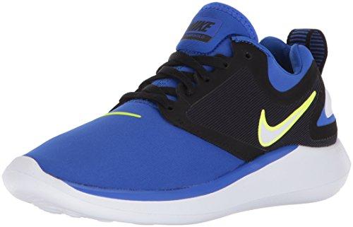 Nike Jungen Lunarsolo (GS) Laufschuhe Mehrfarbig (Racer Blue / White-bla 404)