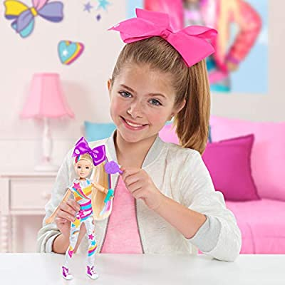JoJo Siwa Singing Doll (Dream), Multi-Color, 10 inches: Toys & Games