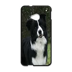 Generic Case Border Collie For HTC One M7 G7F6652630