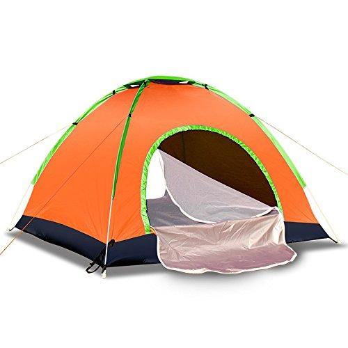 YOPEEN Wasserdichtes einlagiges Zelt-hydraulische Automatische Zelte windundurchlässiges im Freien, Das Zelt-Zelt-Zelt-Zusätze kampiert
