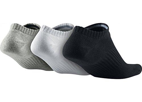 3 De Noir Lightweight Homme Noir Nike gris No 42 Chaussettes blanc Paire blanc show 46 IXXwZ