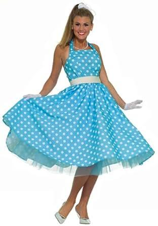 Ladies 50s Costume Small