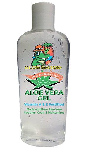 Aloe Gator Clear 8 OZ Aloe Vera Gel