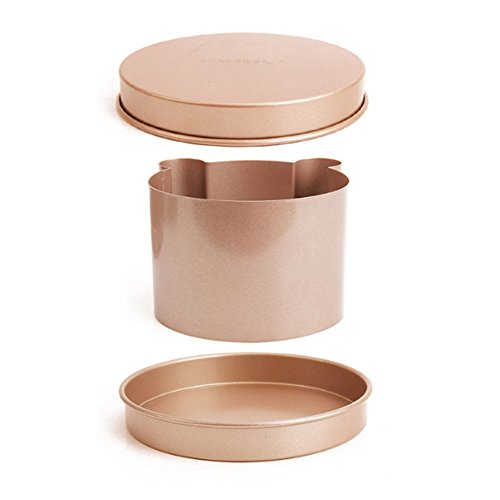 Non Stick Bread Pan Molds, Stainless Steel Cake Mold Bear Shape Bread Cake Mold,Champagne Gold