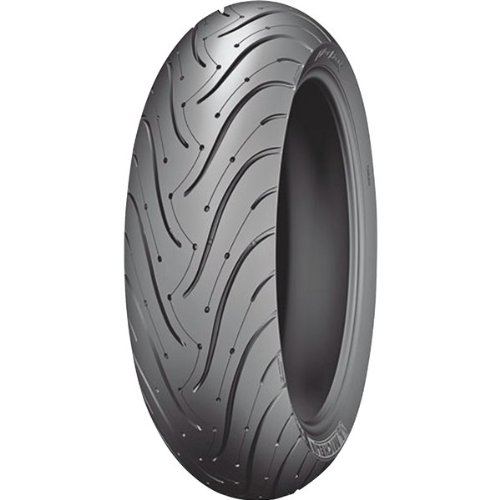 Michelin Pilot Road 3 Motorcycle Tire Sport/Touring Rear 190/50-17