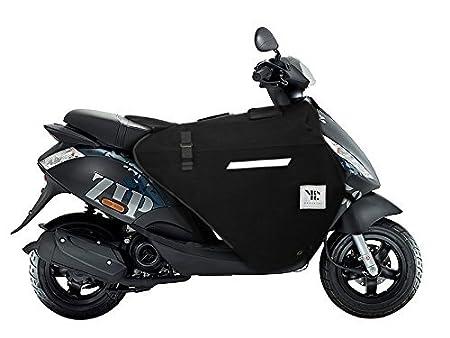 Tablier Jupe Scooter Piaggio Zip Noir NORSETAG