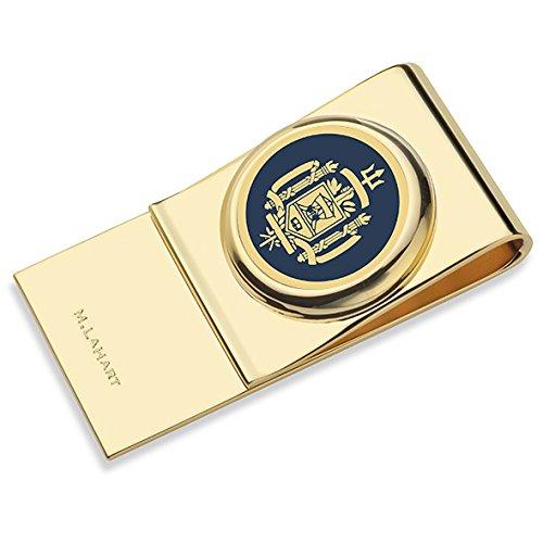 Academy Enamel - US Naval Academy Enamel Money Clip