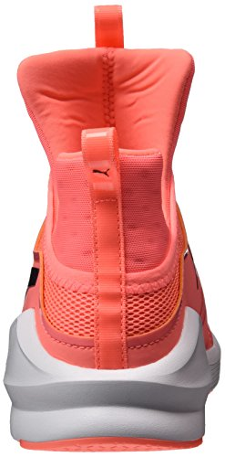 Fierce Peach Orange Nrgy Femme Fitness Puma Chaussures black Core de F7qd87pxwS