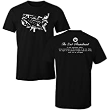 Freedom Rights to Bear Arms Second Amendment Men's T Shirt