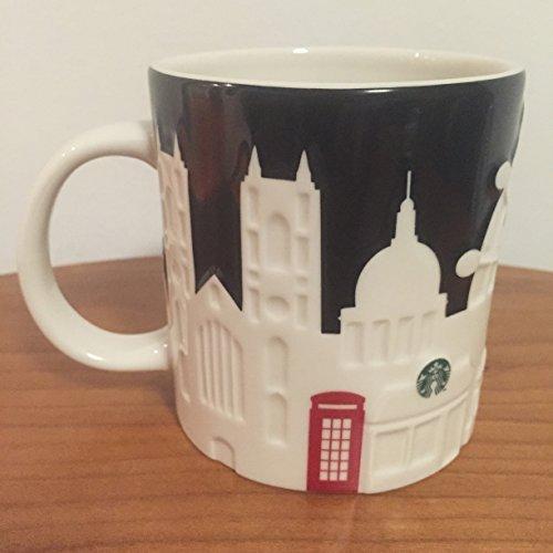 Starbucks London Relief Mug City ()