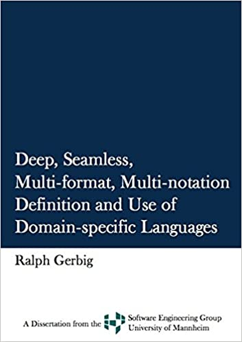 Deep, Seamless, Multi-format, Multi-notation Definition and Use of ...