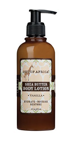 (Out of Africa Body Lotion Tropical Vanilla 9 Ounce Bottles)