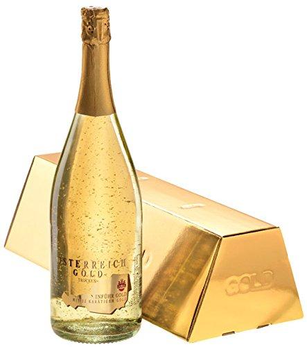 Austria Gold Espumoso con Copos de Oro de 23 Klt, 1.5 Litros Austria Gold Espumoso con Copos de Oro de 23 Klt, 1.5 Litros Austria Gold Espumoso con Copos de Oro de 23 Klt, 1.5 Litros