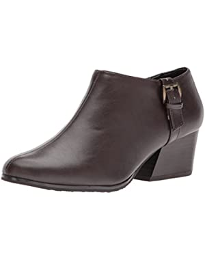 by Hush Puppies Women's Glynis Ii Ankle Bootie