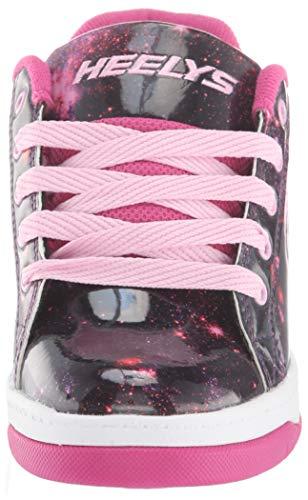 Pictures of Heelys Girls' Split Tennis Shoe Berry/Galaxy HE100382H 6
