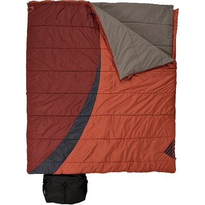 Kelty Eclipse 30° Double-Wide Sleeping Bag, Outdoor Stuffs