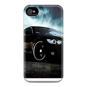 For Iphone 4/4s Fashion Design Dark Bmw Case-bkj2889ltVE