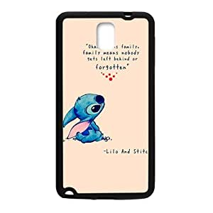 Lovely small blue rabbit Cell Phone Case for Samsung Galaxy Note3