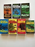 W.E.B. Griffin, Presidential Agent Series (Set of 7) By Order of the President; ... Covert Warriors