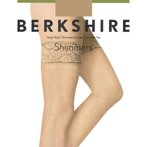 Berkshire Thigh Highs, C-D, Candlight