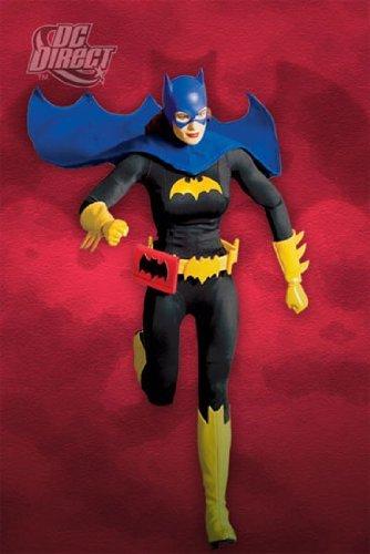 Batgirl 13-Inch Black Variant Deluxe Collector Figure 1 in 5 ()
