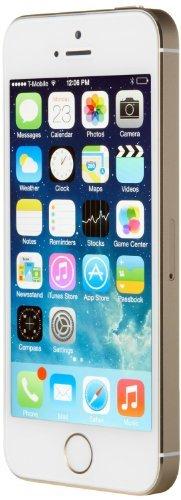 (Apple iPhone 5S, GSM Unlocked, 64GB - Gold (Refurbished))