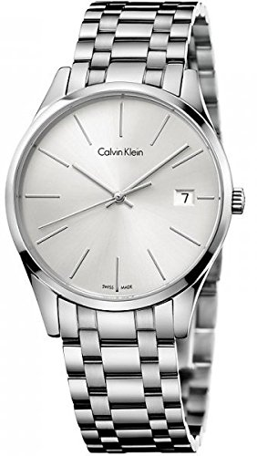 K4N21146 Calvin Klein CK Time Stainless Steel Mens Watch