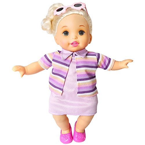 b55b819164340 BOBO clothes Set of 6 For 12-14-16 Inch Alive Lovely Baby Doll - Import It  All