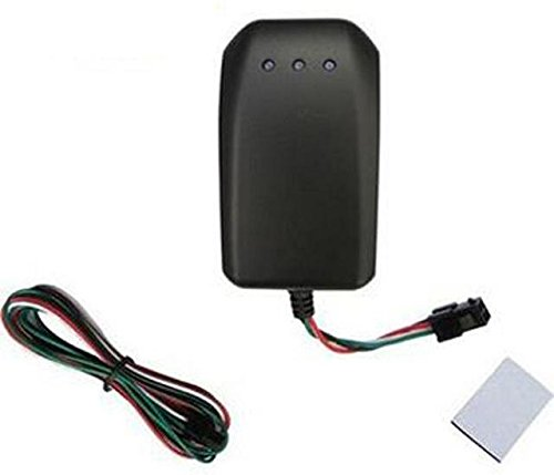 HITSAN electric motorcycle car gps tracker locator built in antenna fuel consumption detection vibration alarm electronic fence - Locator Antenna