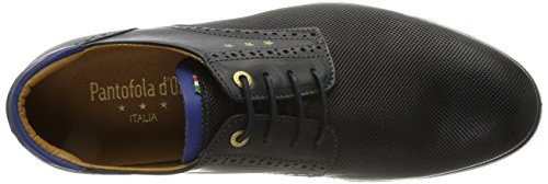 Baskets Uomo Low Sangro Bleu Dress Homme d'Oro Pantofola Blues vwxqZTBSc