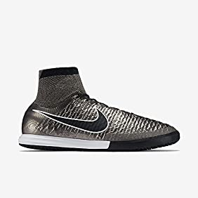 Nike Magistax Proximo IC [MTLC PEWTER/WHITE/BLACK]