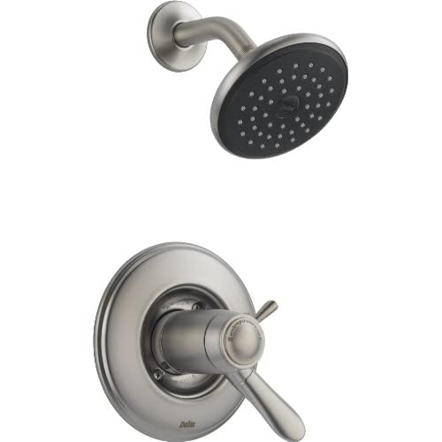 on sale Delta T17T238-SS Lahara Tempassure 17T Series Shower Trim, Stainless