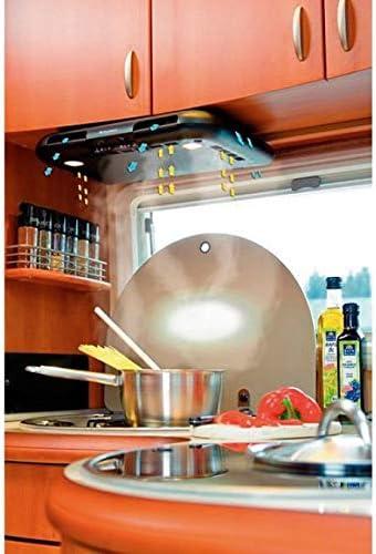 Dometic CK 2000 - Campana de cocina de aire recirculado con filtro de carbono activo sustituible: Amazon.es: Coche y moto