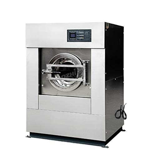 SEADOSHOPPING Commercial Washing Machine Commercial Laundry Equipment Automatic Washing Machine Dry Cleaner Washing Machine