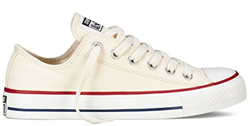 Converse All Star Ox Shoes – Off White – UK 5 / US Mens 5 / US Women 7 / EU 37.5