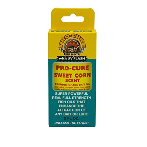 Pro-Cure Sweet Corn Scent Bait Oil