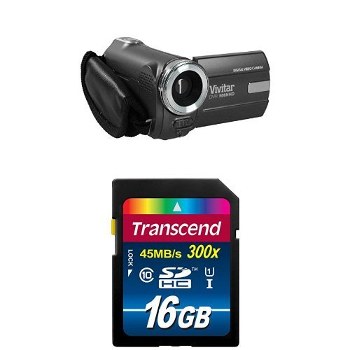 Vivitar 12 MP Digital Camcorder with 4X Digital Zoom, used for sale  Delivered anywhere in USA