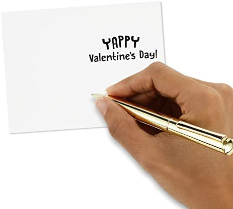 Hallmark Assorted Valentines Day Cards for Kids, Happy Heart Day (24 Valentine's Day Cards with Envelopes)