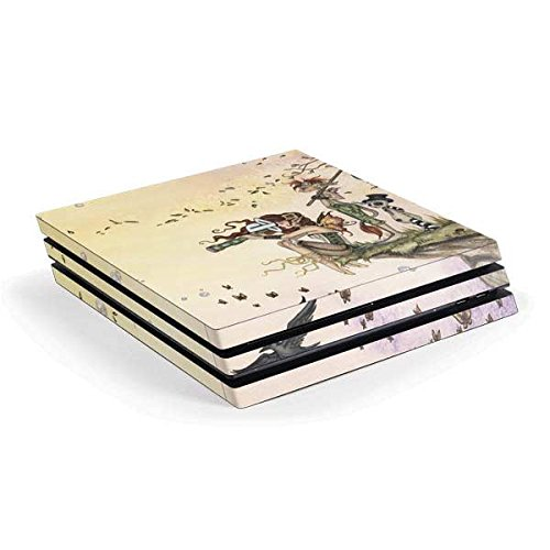 Fantasy & Dragons PS4 Pro Console Skin – Where The Wind Takes You | Skinit Art Skin