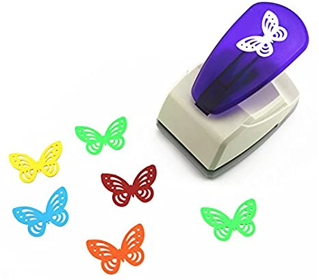Cady Crafts Punch Paper Punches Creative Life Crafts Engraving Hole Punch 2 Inch Diy Paper Punch For Card Scrapbooking Craft Punch Embossing Border