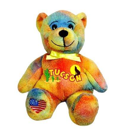 Tucson City Bear Multicolor