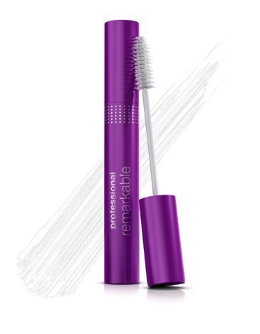 CoverGirl Professional Remarkable Washable Mascara, Very Black [200] 0.30 oz ( Pack of 4) ()