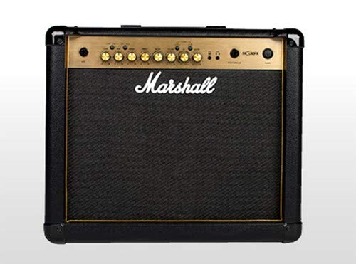 Marshall Amps Guitar Combo Amplifier (M-MG30GFX-U)