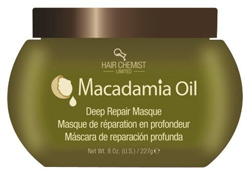 Repair Oil - Hair Chemist Macadamia Oil Deep Repair Masque Net Wt. 8 oz