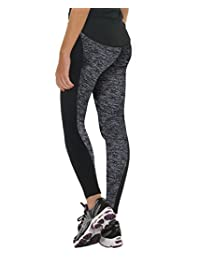 CFR Women Workout Gym Yoga Sports Clothes Tight Pants Leggings Fitness Stretch Black&Gray S-3XL USPS Post