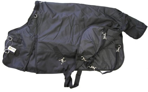 Medium-Weight-Pony-Turnout-Blanket-1200D-Rip-Stop-Water-Proof